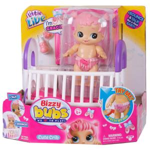Кукла Little Live Bizzy Bubs Прыгающий малыш