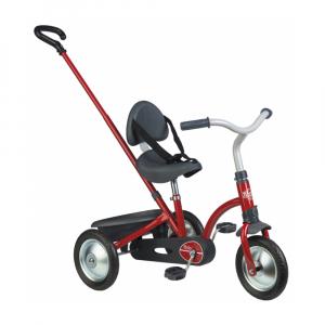 Велосипед трехколесный Smoby Zooky (красный)