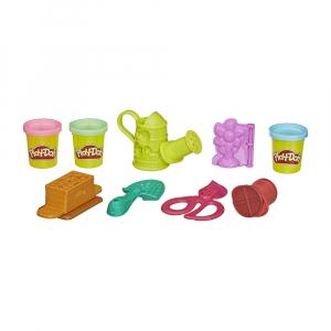 Набор для лепки Play-Doh Веселый сад