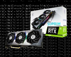 MSI GeForce RTX 3080 SUPRIM 10GB