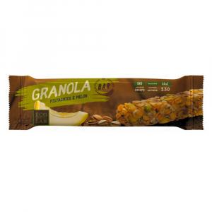 Granola Bar Pistachios&Melon (смесь злаков, дыня, фисташки)