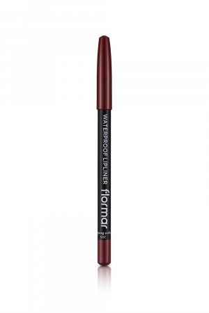 WATERPROOF LIPLINER-205Elegant bordeaux