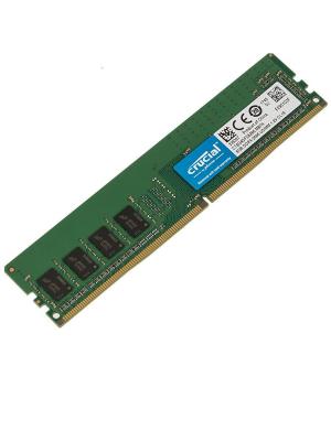 CRUCIAL 1x8Gb DDR4 2666MHZ CL19