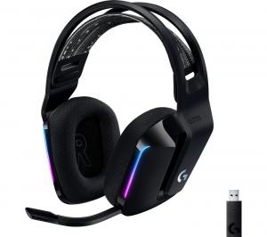 Logitech G733 LIGHTSPEED Black