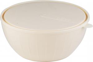 Салатник Bono 1,7 л с крышкой сливочный крем, GR1866СЛ