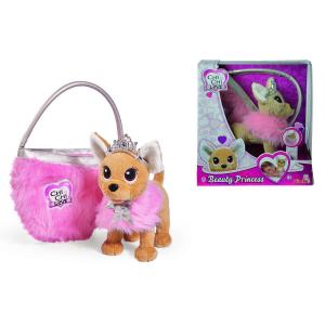 Собачка Chi-Chi Love Принцесса плюшевая