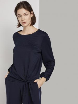 T-Shirt crincle s, Sky Captain Blue, XXL