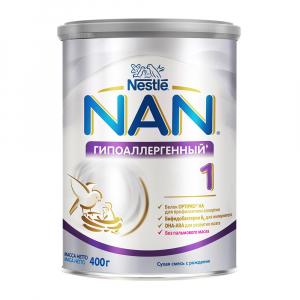 Смесь NAN 1 гипоаллергенная 400 гр