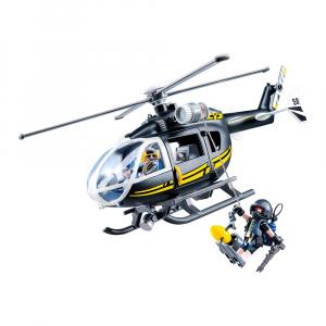 Набор Playmobil Полицейский вертолет