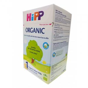 Cмесь HiPP Organic 1 cухая молочная 800 гр