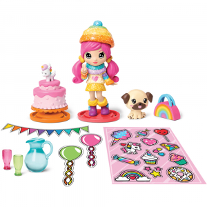 Набор игровой Spin Master Party Popteenies двойная хлопушка сюрприз