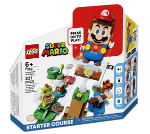 Конструктор LEGO Super Mario Приключения вместе с Марио