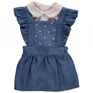 платье с боди (MINI HEART)