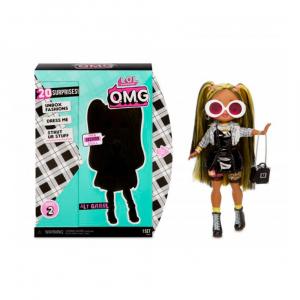 Набор L.O.L. Surprise! O.M.G. alt Grrrl Fashion Doll
