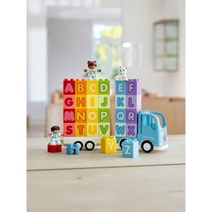 Конструктор LEGO Duplo Грузовик Алфавит
