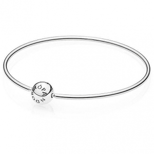 ESSENCE COLLECTION silver bangle