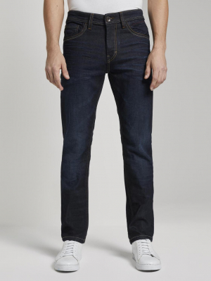 Tom Tailor, dark stone wash denim, 29/32