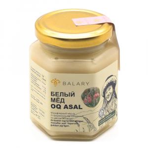 Белый мёд, ХАЛЯЛЬ, 100% натуральный, гипоаллергенный