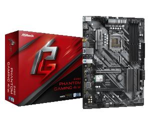 ASRock Z490 Phantom Gaming 4/AC
