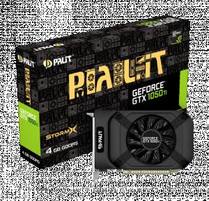 Palit GeForce® 1050 Ti StormX