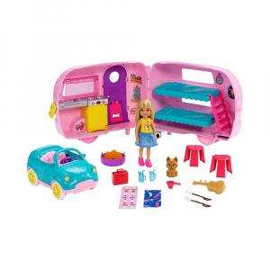 Набор Barbie Chelsea camper playset