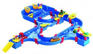 Детский водный трек Aquaplay Горное озеро