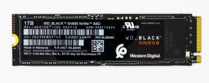 Western Digital SN850 1TB NVMe