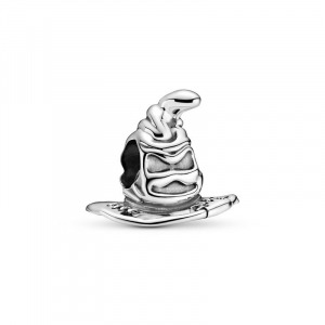 Harry Potter sorting hat sterling silver charm