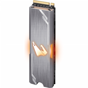 AORUS M.2 256GB RGB
