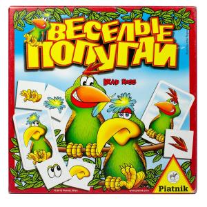 Настольная игра Piatnik Веселые попугаи