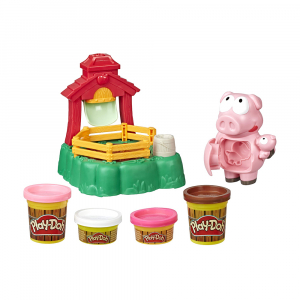 Набор для лепки Play-Doh Озорные поросята