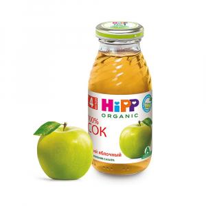 Сок HiPP из яблок 200 мл