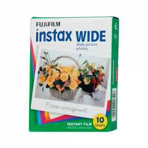 COLORFILM INSTAX WIDE GLOSSY (10/PK) FOB NL