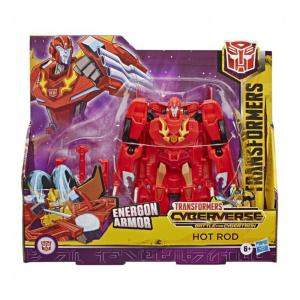 Фигурка Transformers Cyberverse Ultra Hot Rod
