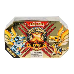 Набор Treasure X Золото драконов в непрозрачной упаковке (Сюрприз) 41508