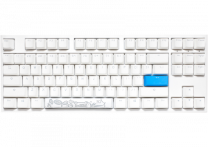 Ducky One 2 TKL RGB Cherry Speed Silver White