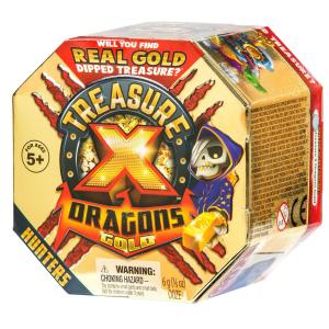 Набор Treasure X Золото драконов в непрозрачной упаковке (Сюрприз) 41507